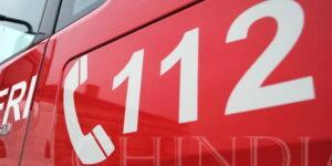 POMPIERII: Incendiu la o casă și anexă din localitatea Vlădeni
