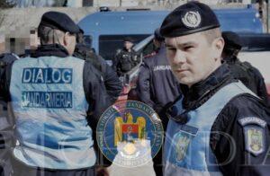 IJJ DÂMBOVIȚA : Jandarmii vor vehgea la buna desfășurare a meciurilor de fotbal din Campionatul Național 2020 – 2021