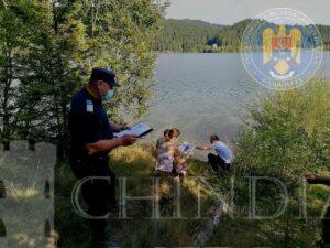 În luna septembrie, jandarmii montani dâmbovițeni au desfășurat peste 40 de acțiuni informativ-preventive