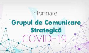 COMUNICAT: Precizări ale Grupului de Comunicare Strategică în atenția elevilor și părinților pentru începerea anului școlar