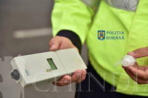 IPJ DÂMBOVIȚA: Trei bărbați cercetați penal pentru conducere fără permis și sub influența alcoolului