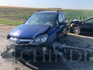 ACCIDENT: Două victime din accident rutier pe DN7