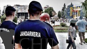 JANDARMERIA: Jandarmii în mijlocul cetățenilor la Zilele Cetăţii Târgovişte