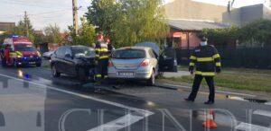 ULMI: Accident  rutier cu  victimă