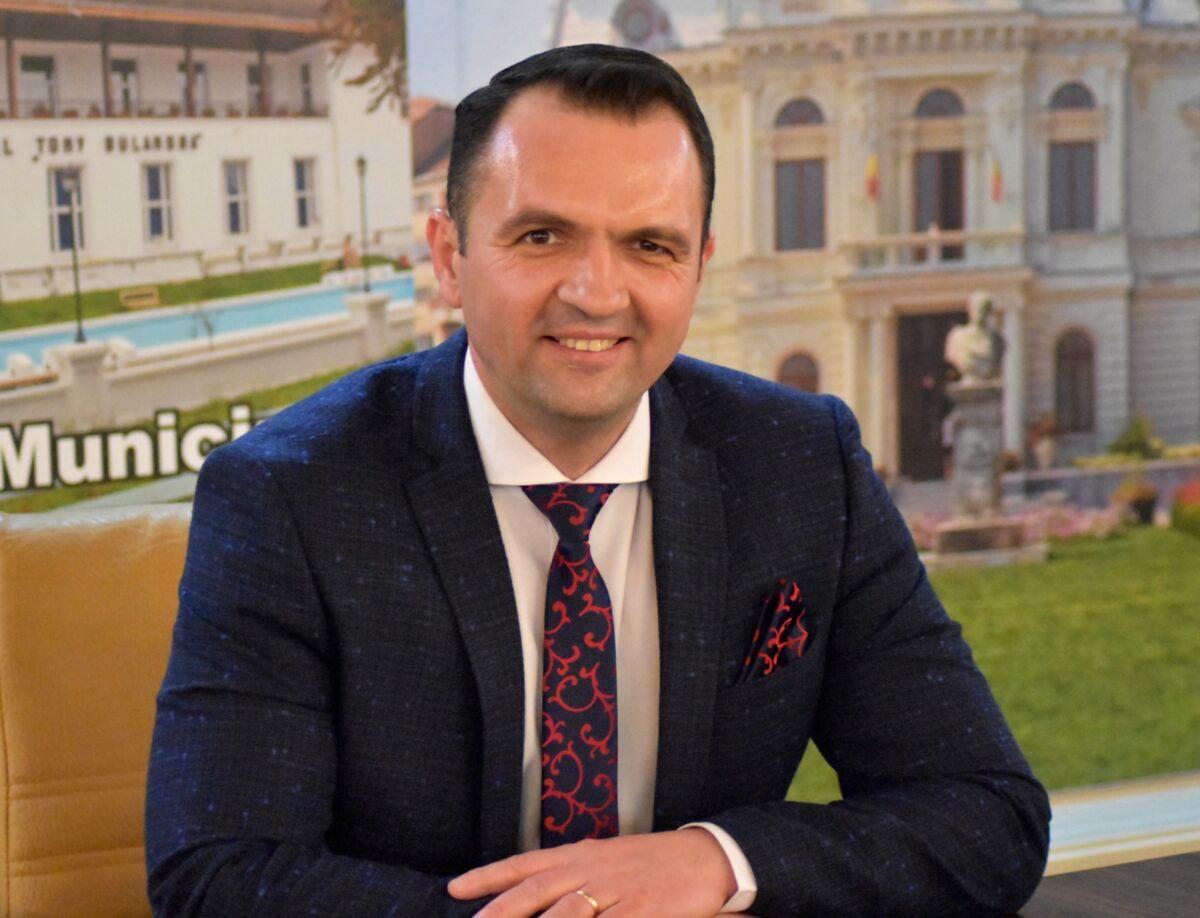 Târgoviște:  Continuă lucrările de reabilitare a Parcului Mitropoliei