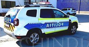 IPJ DÂMBOVIȚA: Un bărbat de 32 de ani a fost prins conducând fără permis