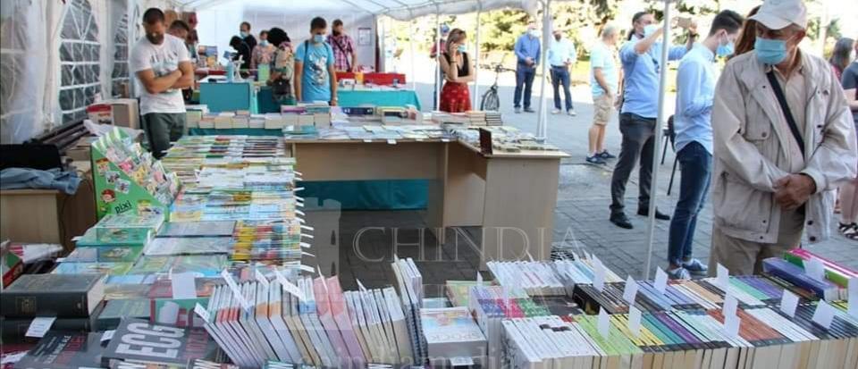"""TÂRGOVIȘTE: S-a deschis Salonul Editorial """"lon Heliade Rădulescu"""""""