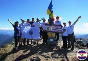 CHINDIA JURASIC PARK: Zilele Târgoviștei sărbătorite și pe creste montane (foto)