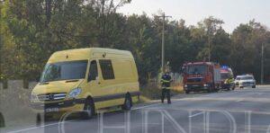 PICIOR DE MUNTE: 4 autovehicule implicate în accident, 2 persoane ranite