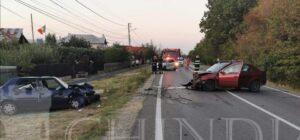 PICIOR DE MUNTE: Accident grav soldat cu 3 victime