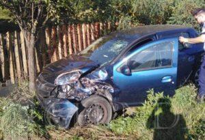 VOINEȘTI: Accident rutier cu două victime