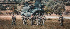 MApN: Exercițiul  Forțelor Speciale (FOS)-Carpathian Eagle 20( CARE 20)- Galerie foto