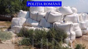POLIȚIA: Peste 11.800 de tone de azotat de amoniu depozitate  necorespunzător , descoperite de polițiști