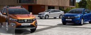 NAȚIONAL: Dacia va produce noi modele Logan și Sandero Stepway
