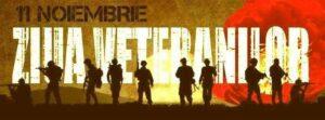 11 noiembrie – Ziua Veteranilor