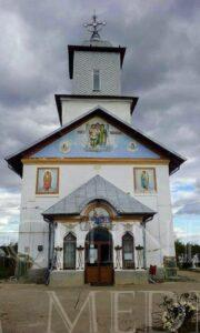 Biserica Sfinții Arhangheli Mihail și Gavril din Comișani