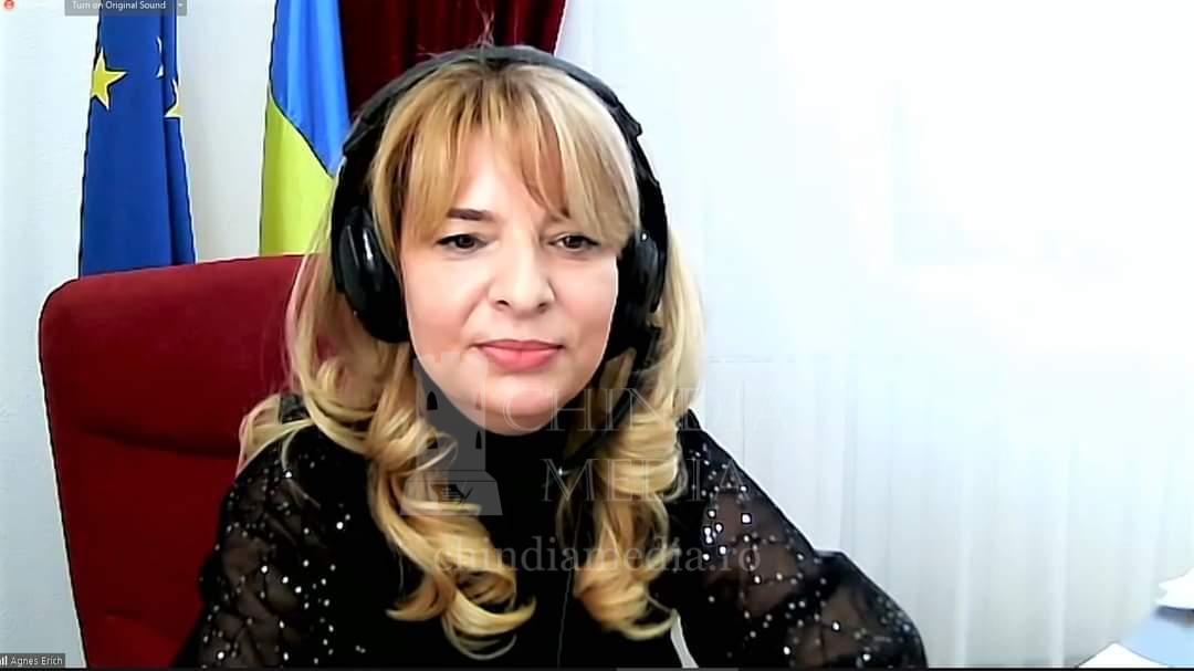 Mesaj adresat cu ocazia Zilelor Bibliotecii Judetene I. H. Rădulescu, de către Prof. Univ. Dr. Erich Agnes