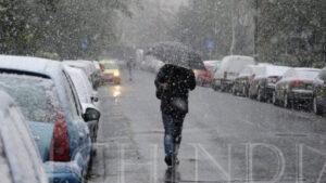 ANM: Se strică vremea, în toată țara