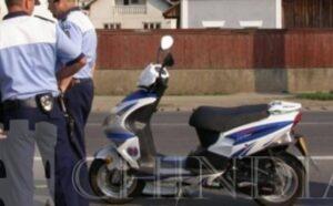 IPJ DÂMBOVIȚA: Pentru a conduce un moped este necesar ca acesta să fie înregistrat în circulaţie și să se deţină permis de conducere categoria AM!