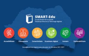 ÎNVĂȚĂMÂNT : STRATEGIA DE DIGITALIZARE A EDUCAȚIEI A FOST LANSATĂ ÎN DEZBATERE PUBLICĂ