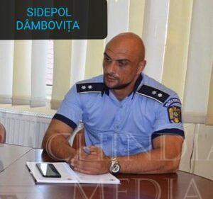 Membrii Sindicatului Polițiștilor – SIDEPOL Dâmbovița anunță proteste. Vor da doar avertismente și vor asigura doar urgențele 112
