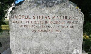 EDITORIAL: Eroul de la Valea Lungă, maior Ștefan Minculescu