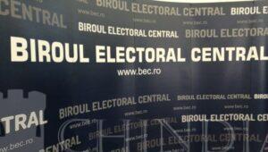 POLITIC: Rezultate provizorii ale  ocupării locurilor în Parlamentul României