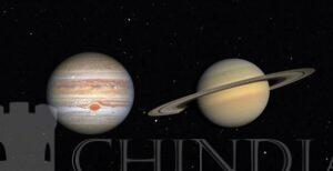 Steaua Crăciunului, vizibilă la noapte. Jupiter și Saturn se vor afla la cea mai mică distanță din ultimii 400 de ani