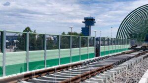 72 de trenuri vor circula între Gara de Nord și Aeroport din 13 decembrie 2020