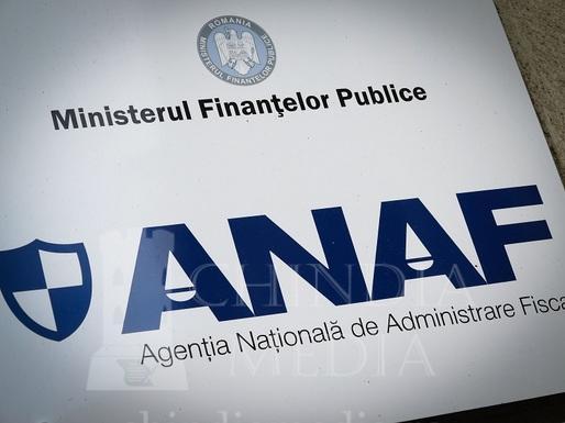 "ANAF a publicat ""Lista ruşinii"""