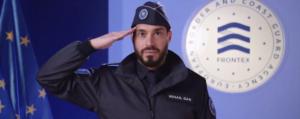 Agenţia Europeană pentru Poliţia de Frontieră şi Garda de Coastă va purta prima uniformă a Uniunii Europene