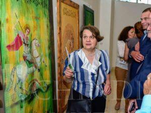 EDITORIAL CULTURAL: Claudiu Dumitrache de vorbă cu Paula Tudor – Ut pictura poesis