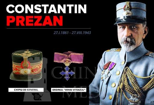 EDITORIAL: Mareșalul Constantin Prezan (1861-1843) – 160 de ani de la nașterea sa