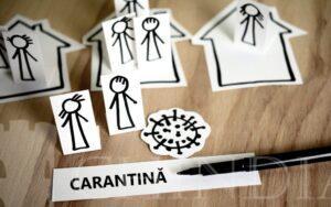 Lista actualizată a țărilor pentru care se instituie carantina în cazul persoanelor care sosesc în România