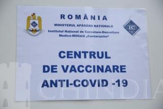 Asociația Municipiilor din România cere Ministerului Sănătăţii asigurarea resurselor financiare pentru organizarea centrelor de vaccinare împotriva COVID-19
