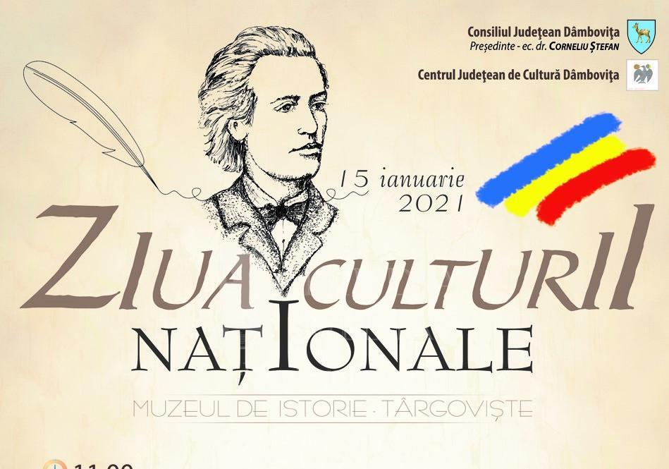 CULTURAL: Manifestări artistice cu prilejul Zilei Culturii Naționale