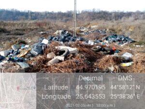 Garda de Mediu Dâmbovița: Primăria Moreni și Societatea Prestări Servicii Municipale Moreni au fost amendate cu 45.000 lei