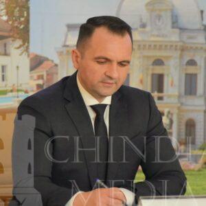 """Cristian Stan, primarul municipiului Târgoviște: """" """"Un nou proiect major de modernizare a orașului nostru ajunge în faza de execuție!"""""""