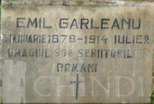 EDITORIAL: Emanoil Gârleanu (1878-1914) – locotenentul literaturii românești cu ascendent dâmbovițean