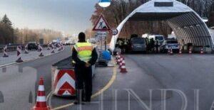 EXTERN: Germania a închis parţial graniţele de teama Covid 19