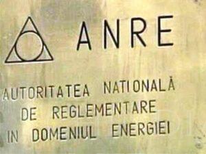 ANRE: Marii furnizori de energie au primit amenzi de 1,1 milioane lei