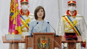 PARLAMENTUL REPUBLICII MOLDOVA A FOST DIZOLVAT