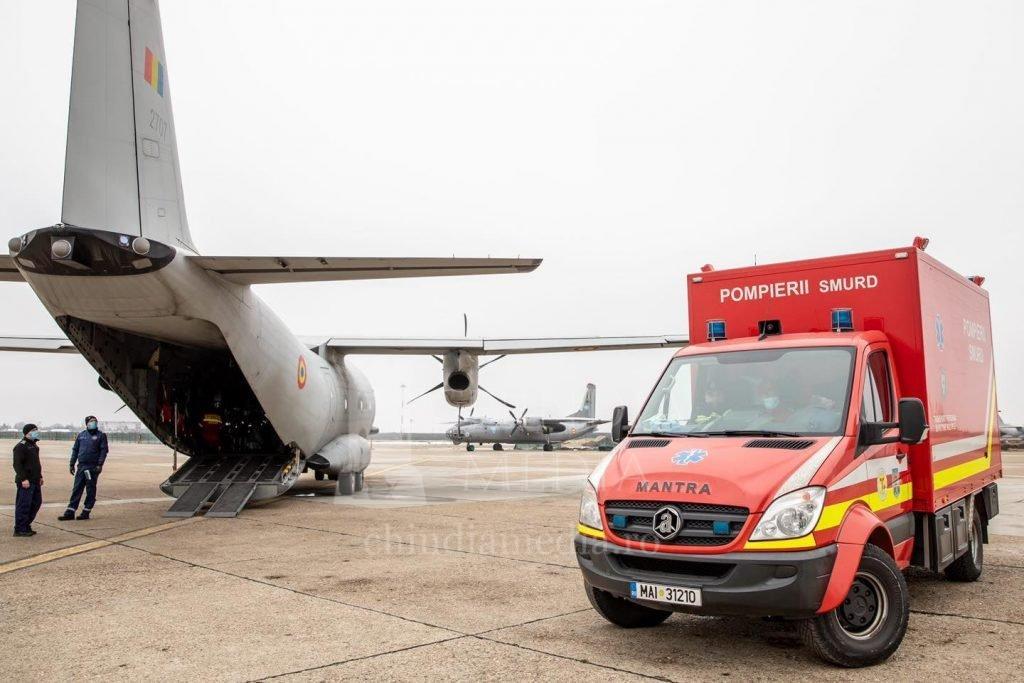 Ministerul Sănătății: Costurile pentru tratamentul și recuperarea pacienților cu arsuri grave, dar și costurile de transport și cazare pentru însoțitorii lor, vor fi suportate  de Ministerul Sănătății