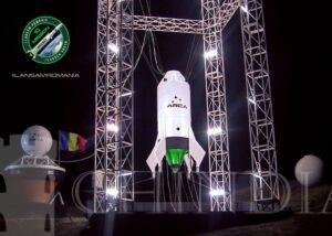 Asociația Română pentru Cosmonautică și Aeronautică va lansa primul satelit spațial cu o rachetă proiectată și construită integral în România